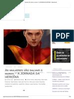 As mulheres vão salvar o mundo - A JORNADA DA HEROÍNA - MinasNerds.pdf