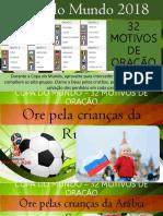 Copa Do Mundo 2018-Crianças