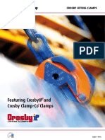 Crosby Lifting Clamp Brochure 09