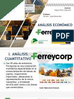 Análisis Económico de Ferreycorp
