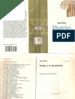 Brun Jean- Platon y la Academia.pdf