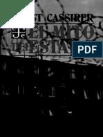 Cassirer Ernst. El Mito del Estado.pdf