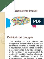 6- Representaciones Sociales