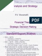 Dupont Analysis Application