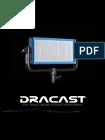 Dracast LED500 Pro Series Instruction Manual