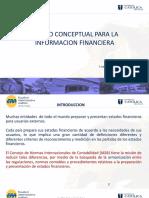 Marco Conceptual Informacion Financiera