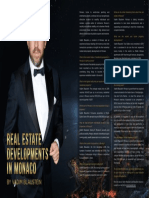 Vadim Blaustein On Real Estate Developments In Monaco