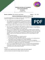 Consejos Regionales- colegio medico del Perú