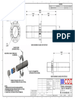 81-03-0053-00e (General Arrangement Cd42-t1a Stainless Steel Screw Cap Transmitter Assembly) Rev A