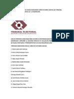Licenciado Manlio Fabio Jurado Hernández Habilitado Como Actuario Judicial