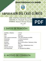 Exposición Del Caso Clínico