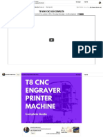 T8 Mini CNC Complete Guide
