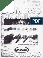 Bombas Hidrulicas Jacuzzi - 01