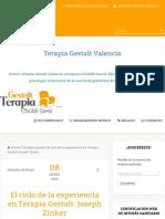 El ciclo de la experiencia en Terapia Gestalt. Joseph Zinker -Terapia Gestalt Valencia Clotilde Sarr.pdf
