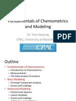 Dearing Fundamentals of Chemo Metrics