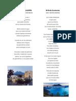 Canciones de Guate