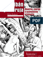 Caliban y La Bruja- Silvia Federici