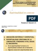 Espiritualidad Liberacion- Orante en La Ciudad