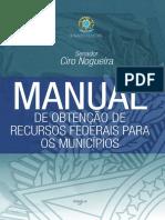 Manual de Obtenção de Recursos Federais