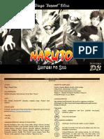 Naruto Shinobi No Sho - Livro Básico - 1.03 Beta