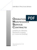 Operations and Maintenance Service Contracts_0