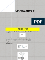 Materia Termodinámica II
