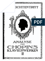 Chopin Analysis