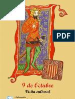 Información visita cultural 9 de Octubre. Valencia Cultural Projects