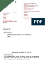 Clase 4 - Conductores Eléctricos Para Ll.tt.