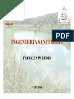 Ingeniería Sanitaria i