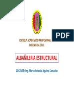 Albañilería (Ia) Presentación