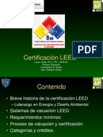 Certificacion LEED - Mata