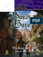 Bard's Gate - The Riot Act (5E)