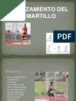 Exposicion Lanzamiento Del Martillo