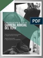 Convocatoria 2018 Carrera Judicial Del TEPJF