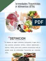Las Enfermedades Trasmitidas Por Alimentos (ETA)