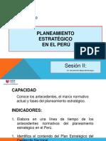 Planeamiento Estratégico. II .ppt