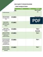 Checklist de Requisito 7.5 - Procedimiento Para Revisar