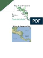 Clima de Centroamérica
