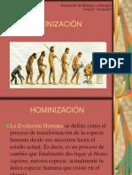 hominizacion