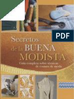 Secretos de La Buena Modista - Lorna Knigth