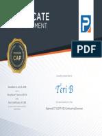certificate - sigmoid