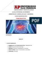 Sesion Educativa Pancreatitis (2)
