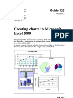 Creating Charts in Microsoft Excel