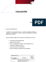 3° Evaluación