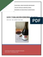 Cata y Evaluacion Sensorial de Vinos