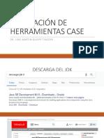 Instalación de Herramientas Case