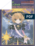 Clamp - Clow Card Fortune Book - With Clow Card Images