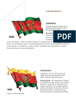 Bandera Nacional Bolivia