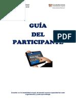 Guía Del Participante - Inglés Virtual (2018)